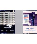 Music Cassettes -Jimmy Roselli -2 Cassettes - $4.95