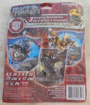 Transformers Dangling Decorations 3 per Package - $7.42