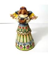 JIm Shore Heartwood Creek Angel of Love Figurine Statue 2002 8.5 inch - $19.79