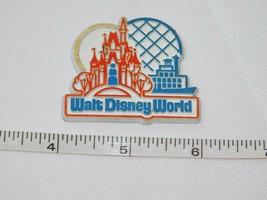 "Walt Disney World Castle  1 7/8"" x 1 5/8"" fridge magnet refrigerator Pre-owned - $10.68"