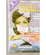 Billie Holiday - The First Lady - Music Cassette - $3.95