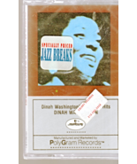 Dinah Washington - Music Cassette - Dinah Washington's Greatest Hits - $4.95