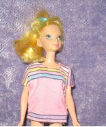 Pink Striped T-Shirt - $4.99