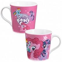 My Little Pony Pinkie Pie Dash and Sparkle Figures 12 oz Ceramic Mug, NE... - $6.87
