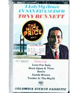 Tony Bennett Music Cassette - I Left My heart In San Francisco - $4.95
