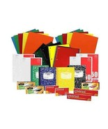 Back To School Supplies Kit Composition Notebooks Pens Pencils Mega Bund... - $77.40
