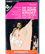 Gladys Knight Music Cassette The Best of Gladys Knight & The Pips - $4.95