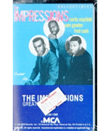 The Impressions Greatest Hits - Music Cassette - $4.95