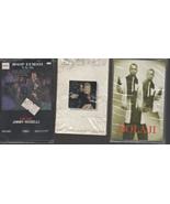 Music Cassettes -3 Cassettes -Jimmy Roselli-3AM, Bolaji, & D. J. Mikp- H... - $4.95