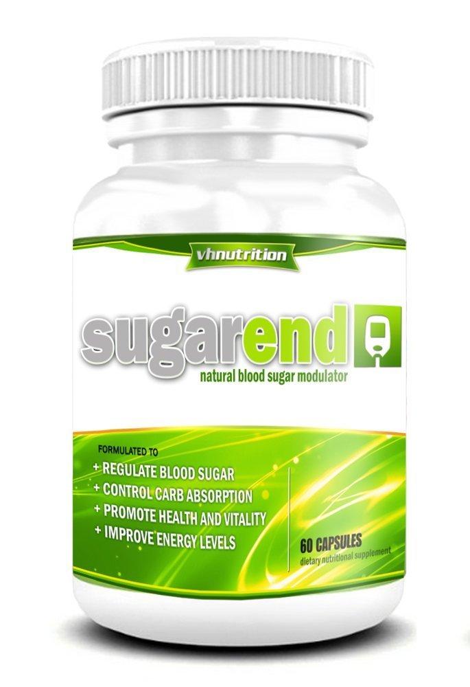 Blood sugar control supplement