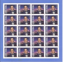 DANNY THOMAS  2012 USPS Forever Stamp Sheet, MNH - $14.95