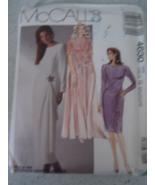 McCall's Misses Size 20 – 24 Gowns & Dresses #4630 Uncut - $6.99