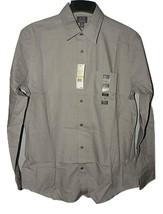 JOE Joseph Abboud Men's Dress Shirt, Size M, Gray, New York Minute, 3114... - $36.93 CAD