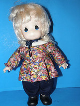 "VINTAGE 1995 12"" PRECIOUS MOMENTS CHILDREN OF T... - $10.39"
