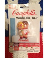 Campbell's Soup Kids Magnet Clip Hard to find 1995 - $9.99