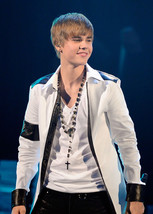Custom Handmade Justin bieber white leather jacket, Justin bieber Jackets - $139.99