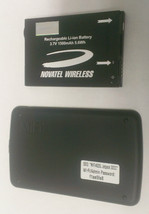 OEM Novatel Wireless Battery MiFi Hotspot 4620L + Standard Back Cover Door - $14.99