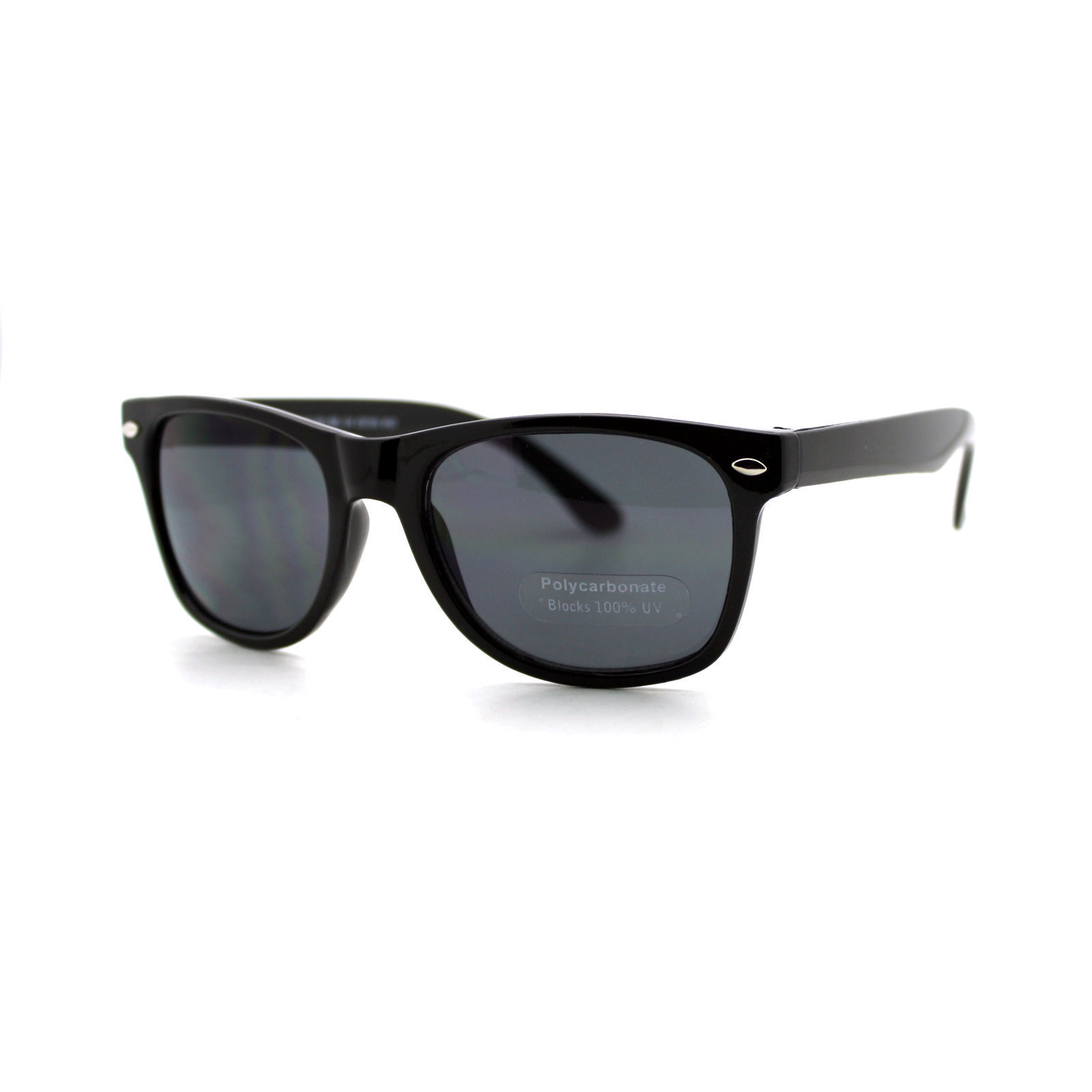 873d40719e73 Kid s Sunglasses Black Stunna Shades Classic Cool Fashion Boys Girls