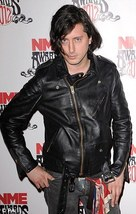 Handmade Carl Barat Black Biker Leather Jacket, Men's Fashion Leather Jacket - $149.99