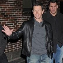 Handmade Broken City Mark Wahlberg Leather Jacket, Real Leather Jacket - $149.99