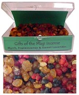 Gifts Of The Magi Incense 1 Ounce A Tablet Of Charcoal Enclosed With Eve... - $8.99