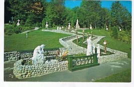 New Hampshire Postcard Enfield Shrine of Our Lady of Salette - $2.84