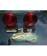 HAUL-MASTER 12 Volt MAGNETIC Towing Light Kit~Just ATTACH & GO! No Insta... - $24.74