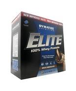 Dymatize Elite 100% Whey Protein, 10 lb Rich-Chocolate - $359.95