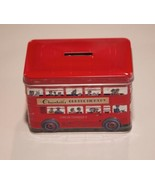 Churchill's Confectionery Double Decker Bus Can... - $18.75