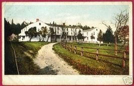 MACKINAC ISLAND MICHIGAN Old Mission House MI UDB 1908 - $10.00