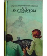 Nancy Drew #53 THE SKY PHANTOM pictorial 1976B-... - $24.00