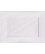 Granite Rectangular Large Needlework Cards 5x7 cross stitch - $5.00