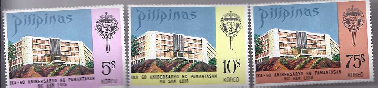Stamps san luis