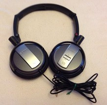 Sony MDR-NC7 Black Noise Cancelling Headphones (MDR-NC7/BLK Noise Cancel... - £22.32 GBP