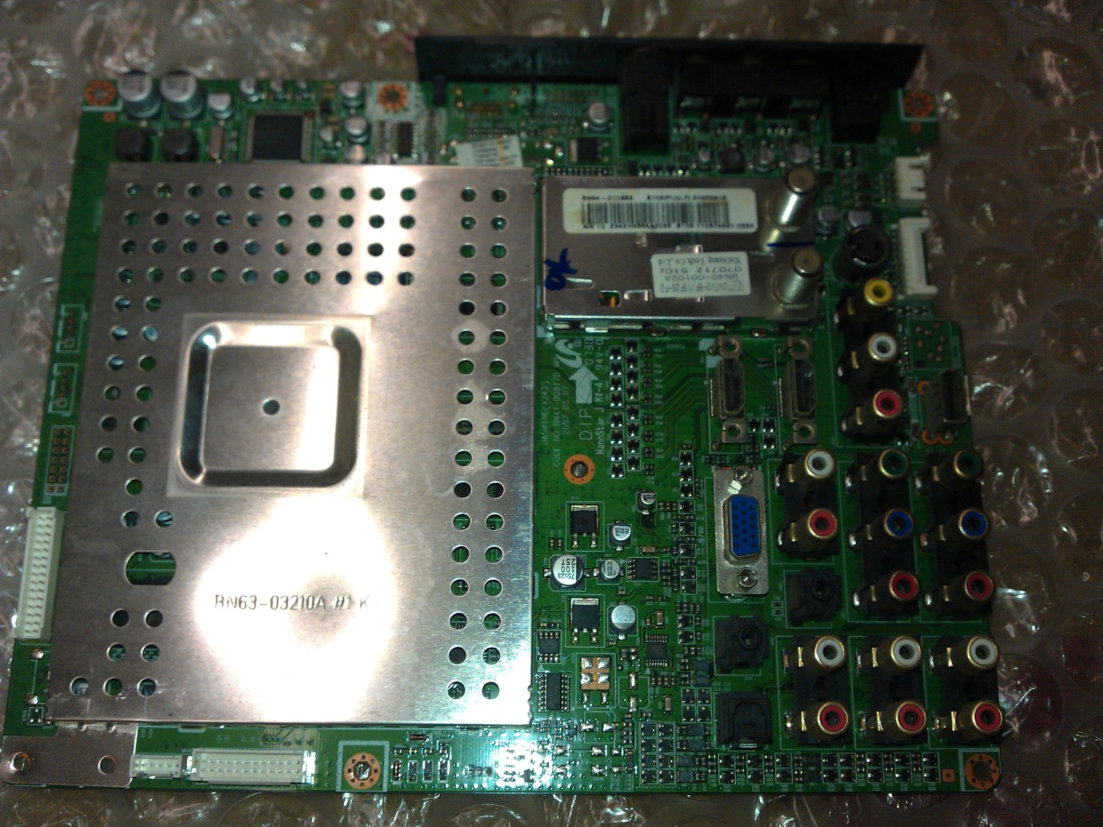 BN94-01188E Main Board From Version Samsung LNT2342HX/XAA  LCD TV