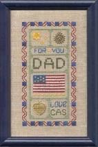 Clearance For Dad Little Leaf Oop Elizabeth's Designs Kit - $8.00