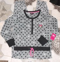 Disney's Live Love Disney Collection Super Soft Fleece Romper PJ's Sz XL... - $20.00