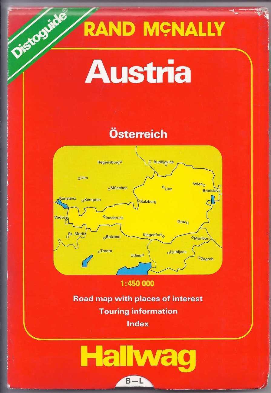 Road map austria
