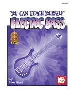 You Can Teach Yourself Electric Bass Book/CD/DVD Set - $21.99