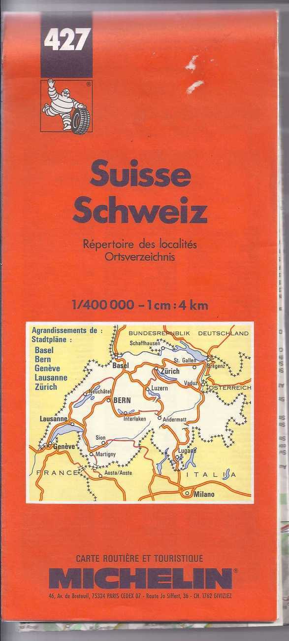 Road map switz