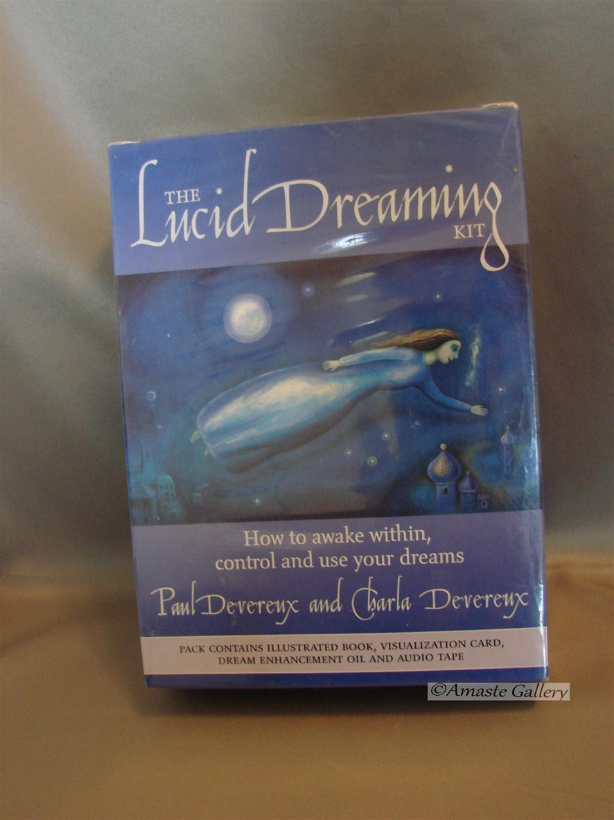Control Your Dreams :The Lucid Dreaming Kit NEW in Wrap