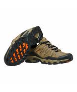 NEW FILA Men's MIDLAND Trail Hiking Shoes Brown Orange Black Size FREE S... - $35.99