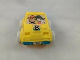 Car Pencil Sharpener Pen Stand Buggy Bob & Jean 1986 - $7.15