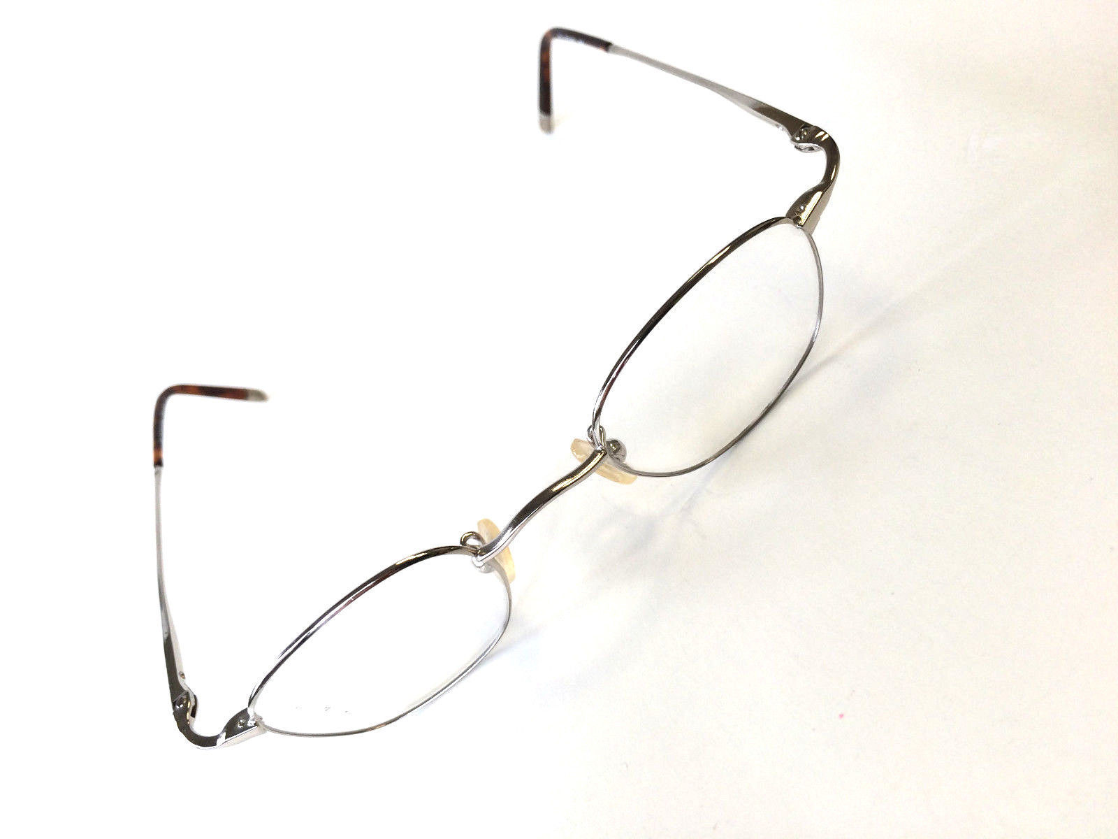 Polo Eyeglass Frame Parts : Ralph Lauren Polo Eyeglass Frames 446 Vintage Made In ...