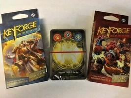 KeyForge - Sealed Deck Sets #1 with Promo GAMA Branded Sealed Deck -=FRE... - $37.95