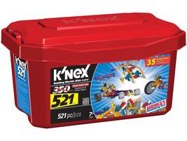 K'NEX 521 Piece Building Set - $24.18