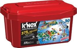 NEW KNEX 375 Piece Deluxe Building Set - $27.08