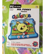 Mr Men Little Miss Mr Funny Presents Challenge Windows PC CD Rom Brand New - $14.99