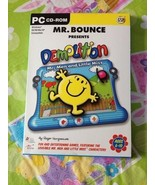 Mr Men Little Miss Mr Bounce Presents Demolition Windows PC CD Rom Brand... - $14.99