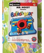 Mr Men Little Miss Mr Noisy Presents Balloon War Windows PC CD Rom Brand... - $14.99